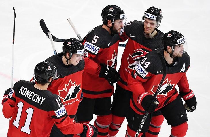 pronostics hockey canada